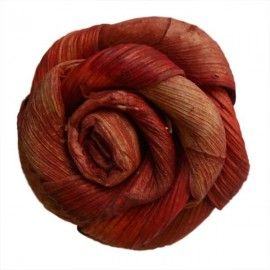 Broche rosa araconut
