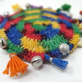 Espejitos crochet